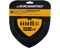 Jagwire Mountain Pro Brake Cable Kit (Stealth Black) (Stainless) (1350/2350mm) (2)