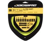 Jagwire Pro Shift Kit Road/Mountain SRAM/Shimano, Organic Green | relatedproducts