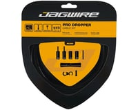 Jagwire Pro Dropper Cable Kit (Black)