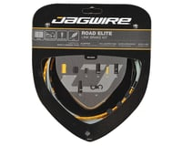 Jagwire Road Elite Link Brake Cable Kit (Gold) (Teflon) (1350/2350mm) (2)