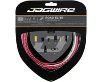 Jagwire Elite Link Brake Cable Kit (Red) (Teflon) (1350/2350mm) (2) | relatedproducts