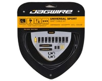 Jagwire Universal Sport Shift Cable Kit (Black)