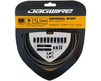 Jagwire Universal Sport Shift Cable Kit fits SRAM/Shimano and Campagnolo, Carbon