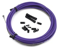 Jagwire Universal Sport Brake Cable Kit (Purple) (Stainless) (1350/2350mm) (2)