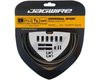Jagwire Universal Sport Brake Cable Kit (Carbon Silver) (Stainless) | alsopurchased