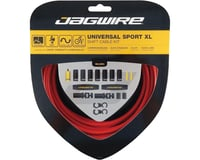 Image 1 for Jagwire Universal Sport Shift XL Cable Kit (Red)