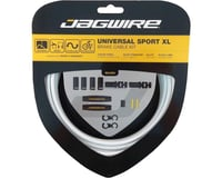 Jagwire Universal XL Sport Brake Cable Kit (White) (Stainless) (2000/25000mm)