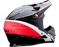 Image 2 for Kali Zoka Helmet (Gloss Red/White/Blue) (S)