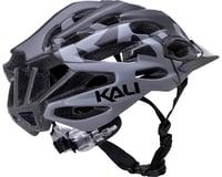 Image 2 for Kali Maraka Helmet (Logo Matte Black/Gray) (XS/S)