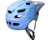 Image 2 for Kali Maya Helmet (Matte Ice Blue/Gray)