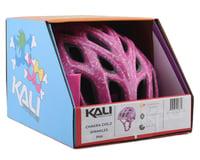 Image 4 for Kali Chakra Child Helmet (Sprinkle Pink) (XS)