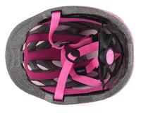 Image 3 for Kali Chakra Child Helmet (Sprinkle Pink) (S)