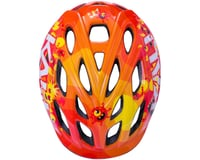 Image 2 for Kali Chakra Child Helmet (Monsters Orange) (S)