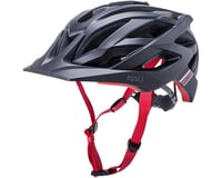 Kali Lunati Sync Helmet (Matte Black/Red)