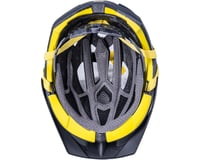 Image 4 for Kali Lunati Sync Helmet (Matte Navy/Yellow) (S/M)