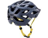 Image 3 for Kali Lunati Sync Helmet (Matte Navy/Yellow) (L/XL)