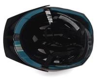 Image 3 for Kali Lunati Sync Helmet (Matte Gray/Teal) (L/XL)