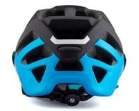 Image 2 for Kali Interceptor Helmet (Dual Matte Black/Blue) (L/XL)