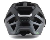 Image 2 for Kali Interceptor Helmet (Dual Matte Black/Titanium) (S/M)