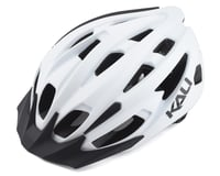 Image 1 for Kali Alchemy Helmet (Matte White/Black) (S/M)