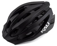 Image 1 for Kali Alchemy Helmet (Solid Matte Black/Gunmetal) (S/M)