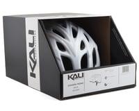 Image 4 for Kali Chakra Mono Helmet (Solid Gloss White)