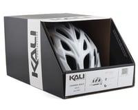 Image 4 for Kali Chakra Mono Helmet (Solid Gloss White) (L/XL)