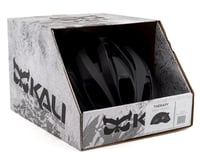 Image 4 for Kali Therapy Helmet (Solid Matte Black) (S/M)