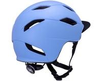 Image 2 for Kali Danu Helmet (Solid Matte Ice) (L/XL)
