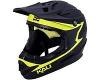 Image 1 for Kali Zoka Helmet (Matte Black/Flouro Yellow)