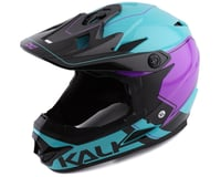 Kali Zoka Switchback Full Face Helmet (Gloss Blue/Purple/Black)