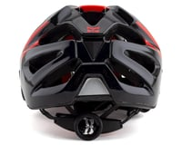 Image 2 for Kali Chakra Youth Snap Helmet (Gloss Black/Red)