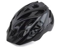 Image 1 for Kali Chakra Youth Snap Helmet (Gloss Black/Gray) (Universal Youth)