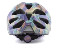 Image 2 for Kali Chakra Youth Helmet (Floral Gloss Purple) (Universal Youth)