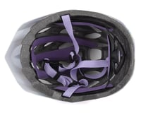 Image 3 for Kali Chakra Youth Helmet (Floral Gloss Purple) (Universal Youth)