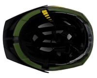 Image 3 for Kali Lunati Helmet (Matte Black/Khaki) (S/M)