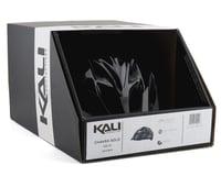Image 4 for Kali Chakra Solo Helmet (Black) (S/M)