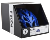 Image 4 for Kali Chakra Solo Helmet (Solid Gloss Blue) (S/M)
