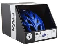 Image 4 for Kali Chakra Solo Helmet (Solid Gloss Blue) (L/XL)