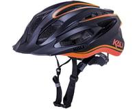 Image 1 for Kali Alchemy Helmet (Matte Orange/Black) (S/M)