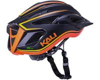 Image 2 for Kali Alchemy Helmet (Matte Orange/Black) (S/M)