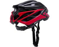 Image 2 for Kali Loka Valor Helmet (Black/Red) (S/M)