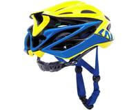Image 2 for Kali Loka Valor Helmet (Yellow/Blue) (L/XL)