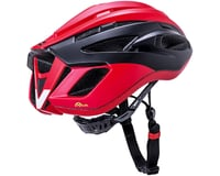Image 2 for Kali Therapy Helmet (Century Matte Red/Black) (S/M)