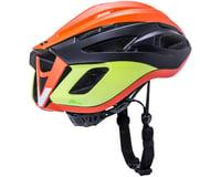 Image 2 for Kali Therapy Helmet (Orange/Yellow) (S/M)