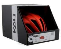 Image 4 for Kali Prime Helmet (Matte Red) (S/M)