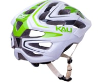 Image 2 for Kali Chakra Plus Helmet (Sonic White/Green) (XS/S)