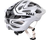 Image 2 for Kali Chakra Plus Helmet (Sonic White/Black) (XS/S)