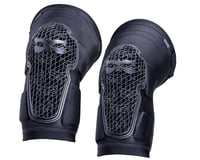 Kali Strike Knee Guards (Black/Grey) (Pair)