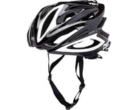Image 1 for Kali Phenom Helmet: Vanilla Black MD/LG (S/M)